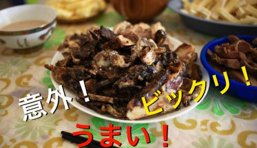 【グルメ情報】個人的に衝撃的だった内モンゴル料理ベスト3!